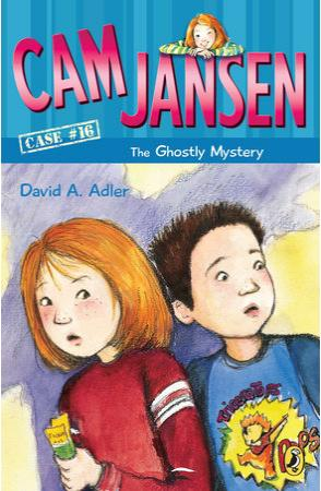 Cam Jansen The Ghostly Mystery