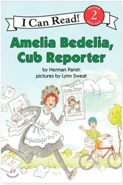 Amelia Bedelia Cub Reporter