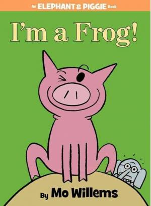I\'m A Frog!
