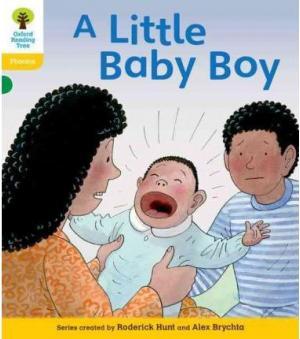 A Little Baby Boy