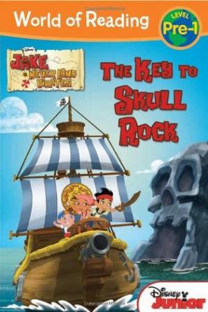 World of Reading : Jake and the Never Land Pirates