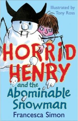 Horrid Henry Abominable snowman