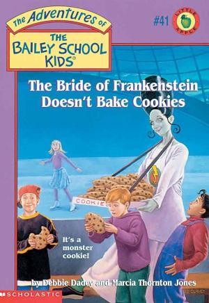 The Bride of Frankenstein Doesn\'t Bake Cookies