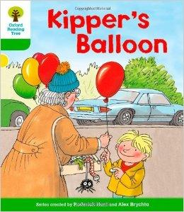 Kipper\'s Balloon