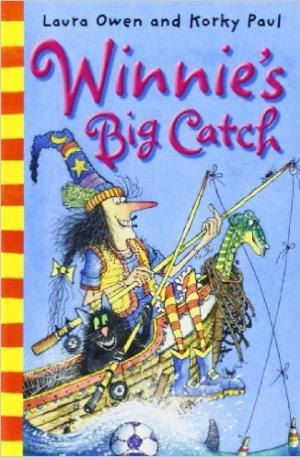 Winnie\'s Big Catch