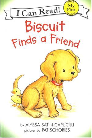 Biscuit – Finds a Friend