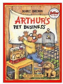 Arthur\'s Pet Business