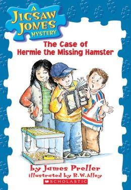 The case of Hermie the Missing Hamster