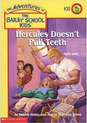 Hercules Doesn\'t Pull Teeth