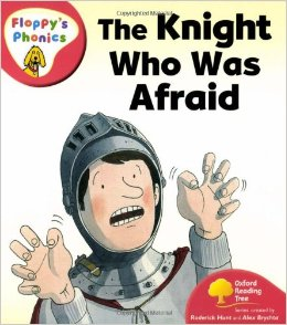 The Knight Who Was Afraid