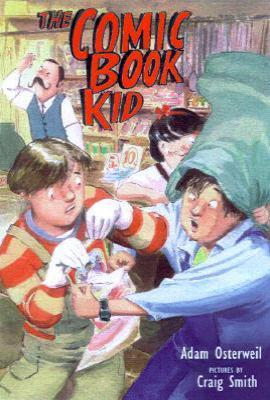 The Comic Book Kid