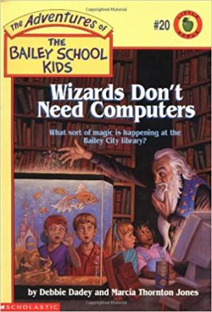Wizards Don\'t Need Computers
