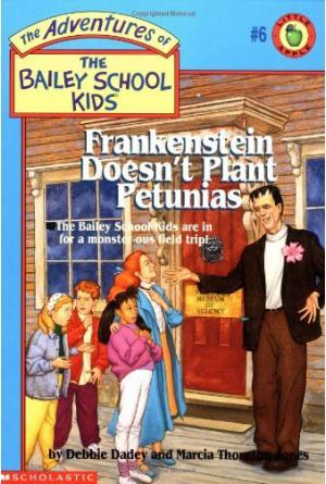 Frankenstein Doesn\'t Plant Petunias