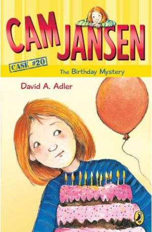 Cam Jansen The Birthday Mystery