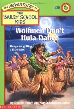 Wolfmen Don\'t Hula Dance