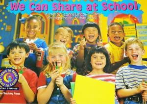 We Can Share at School
