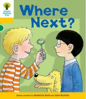 Where's Next?