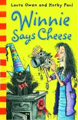 Winnie the Witch Chapter Book