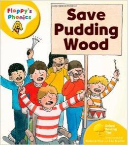 Save Pudding Wood