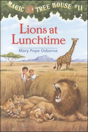 Lions at Lunchtime 11