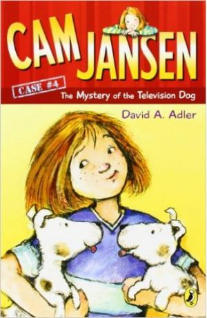 Cam Jansen The Mystery of the Television Dog