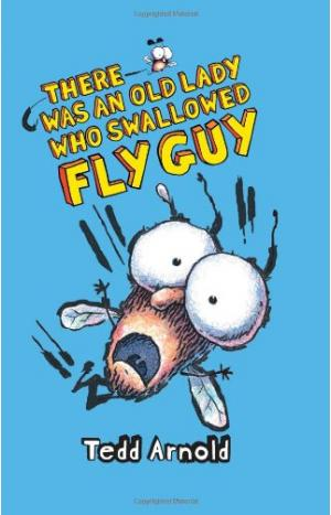 There Was An Old Lady Who Swallowed a Fly Guy