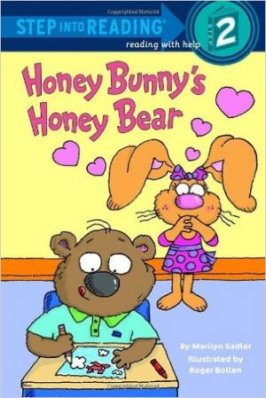 Honey Bunny\'s Honey Bear