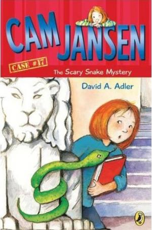 Cam Jansen The Scary Snake Mystery