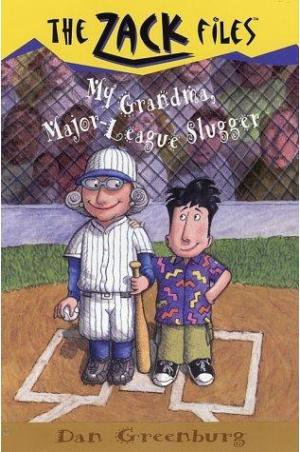 My Grandma, Major-League Slugger