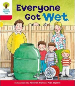 Everyone Got Wet