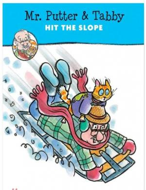 Mr.Putter and Tabby Hit the Slope