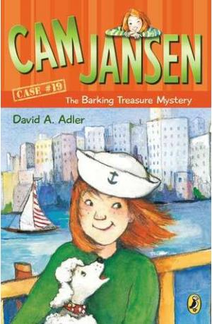 Cam Jansen The Barking Treasure Mystery