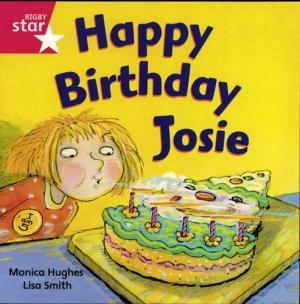 Happy Birthday Josie