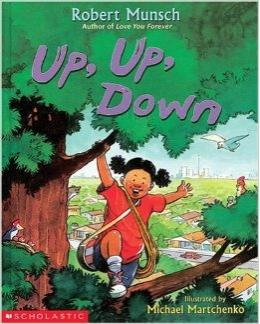 Up, Up, Down!