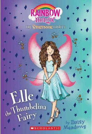 Elle the Thumbelina Fairy