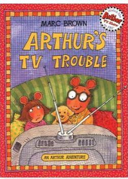Arthur\'s TV Trouble