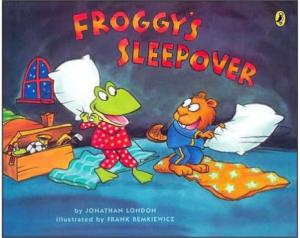 Froggy\'s sleepover