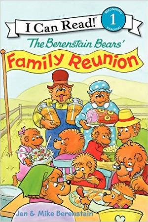 The Berenstain Bears Family Reunion