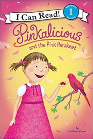Pinkalicious Pink Parakeet