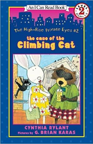 High-Rise Private Eyes The Case of the Climbing Cat