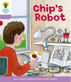 Chip\'s Robot