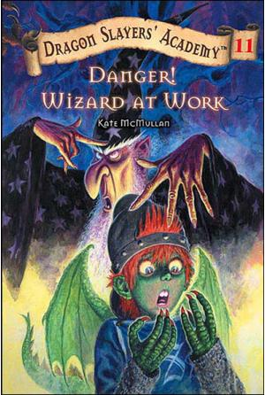Danger! Wizard at Work