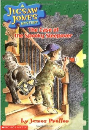 The case of the Spooky Sleepover