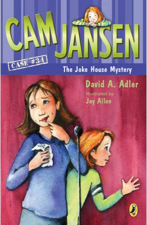 Cam Jansen The Joke House Mystery
