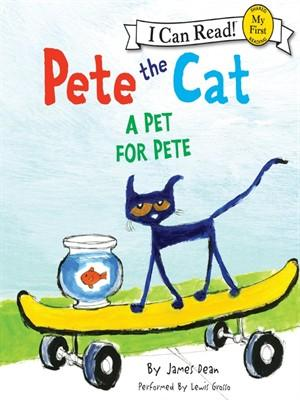 Pete the Cat – A Pet for Pete