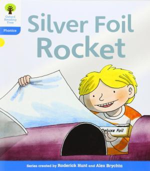 Silver Foil Rocket
