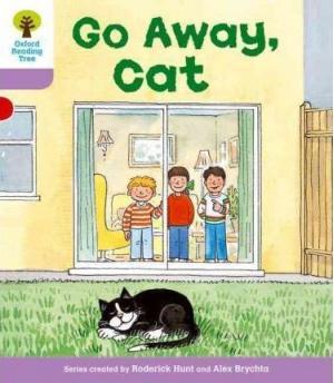 Go Away, Cat