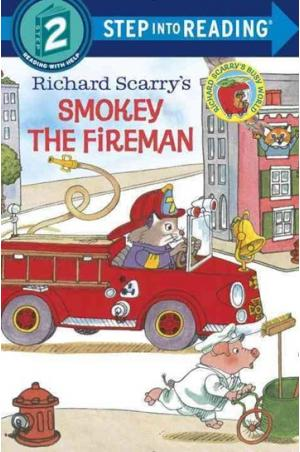 Richard Scarry\'s Smokey the Fireman