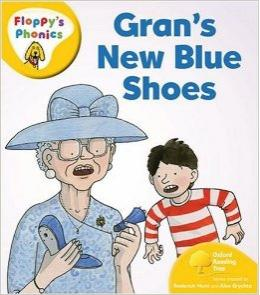 Gran\'s New Blue Shoes