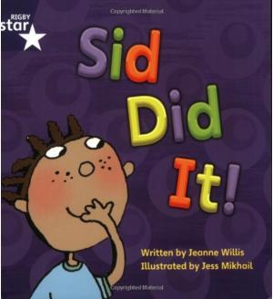 Sid Did It!